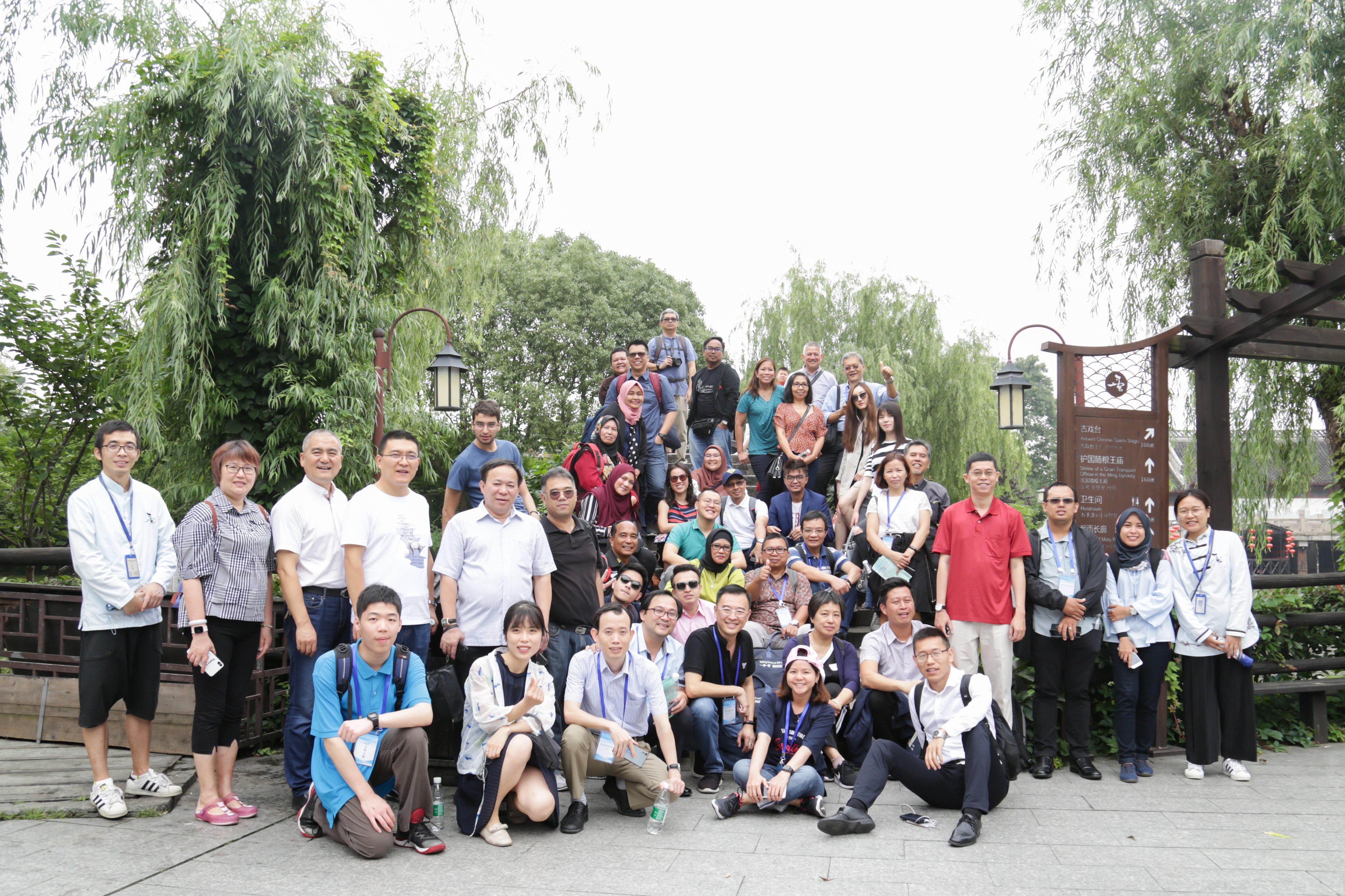 游览西塘-2