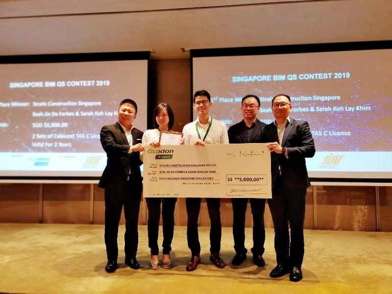 Singapore BIM QS Contest