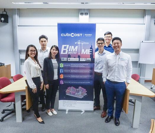 BIM Sharing Session E - Glodon Singapore