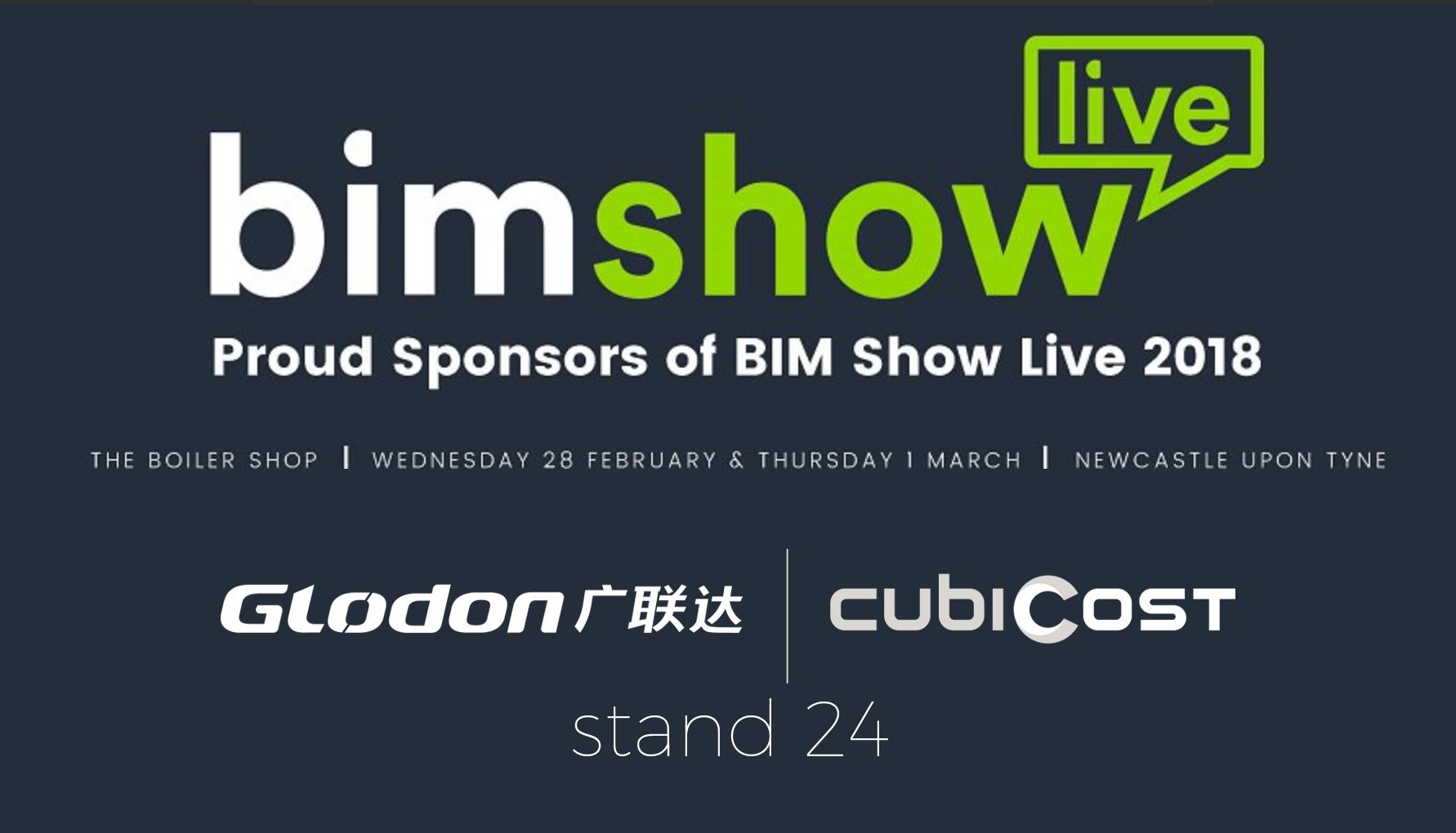 BIM_Show_Live_2018_Cubicost_Glodon