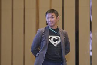KC Chan @ Digital Construction Summit
