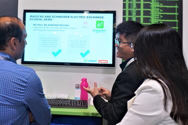 Edgar Chan MagiCAD Innovation Summit Singapore 2018